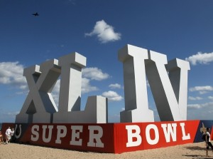 Super Bowl, Rockin 2010
