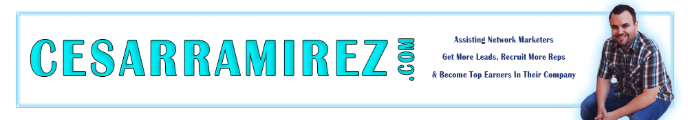 Cesar Ramirez Logo