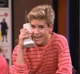 Zack Morris Phone Brick Old School Phone