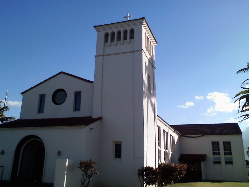 Christ The King Church Maui, HI